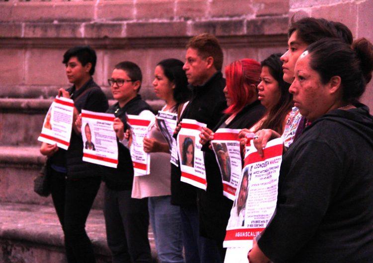 Aún sin fecha creación de comisión local de búsqueda de personas en Aguascalientes