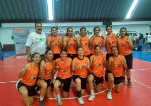 Selección femenil de la Universidad Cuauhtémoc se proclama bicampeón en la LIMESBA
