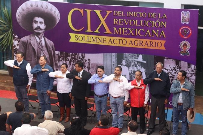 Pide alcalde de Pabellón de Arteaga unidad a organizaciones campesinas