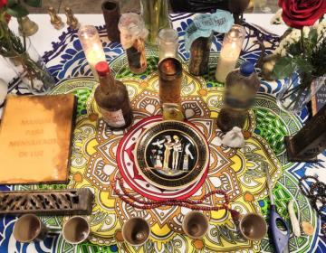 El viaje de la ayahuasca