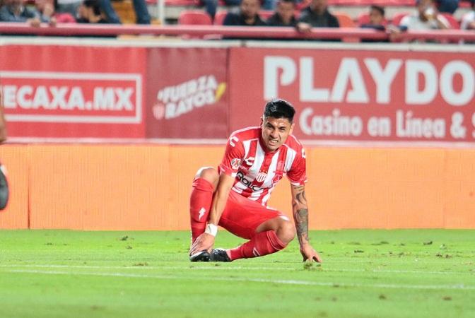 Necaxa tropieza frente a Pachuca al perder 2-1
