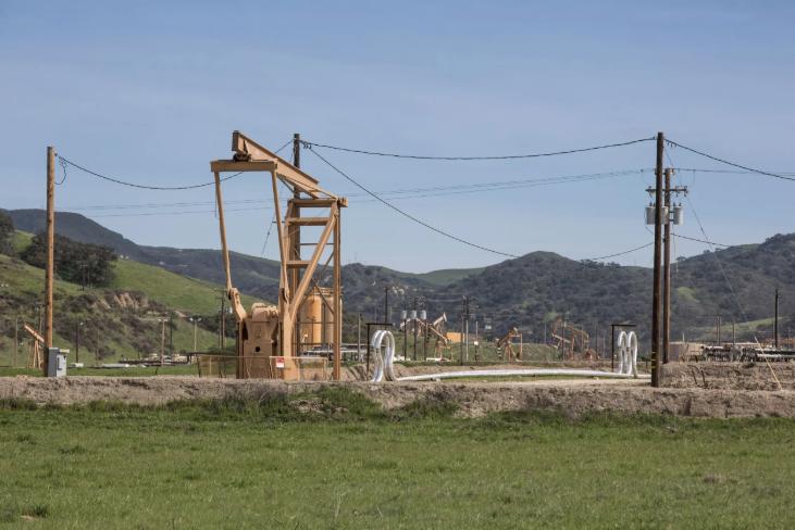 El gobierno de Trump autorizó realizar fracking en más de un millón de acres en California