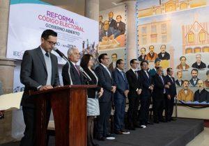 Se realizó foro abierto sobre reforma electoral en Aguascalientes