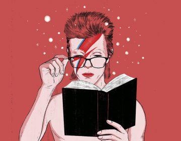 El librero y los libros de David Bowie