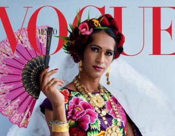 Los muxes oaxaqueños lucen en la portada de Vogue México