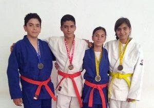 Destacan calvillenses en torneo nacional de Judo en Toluca