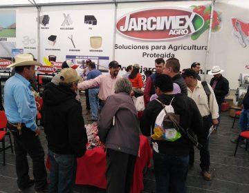 Productores calvillenses reciben capacitación en Expo Agroalimentaria Guanajuato