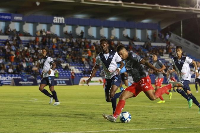 Necaxa pierde ante Celaya y queda eliminado de la Copa MX