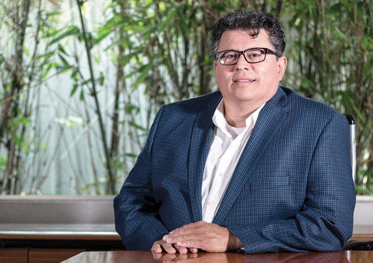 Rolando Pablos: un mexicano que conquistó Texas