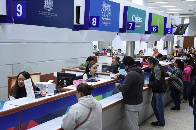 Ofrecerá municipio de Aguascalientes descuentos a impuestos en 2020
