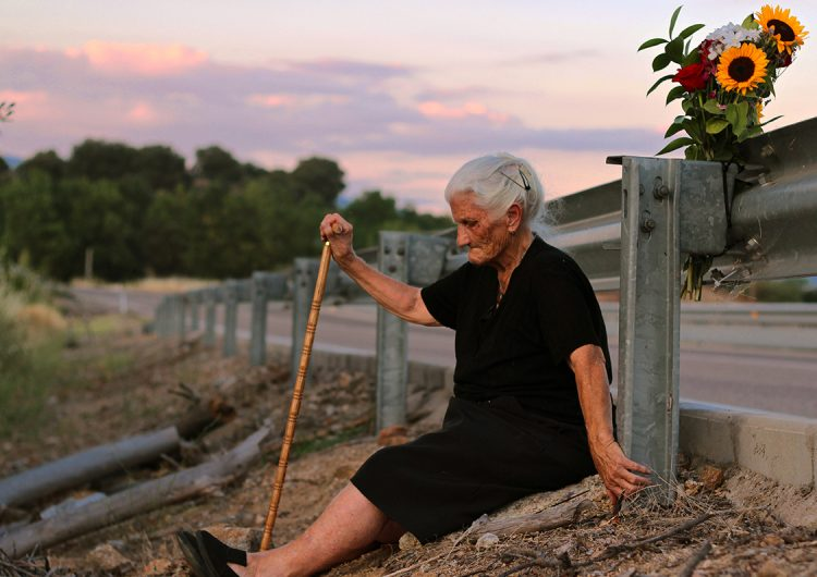 A 40 años del franquismo, víctimas aún buscan justicia