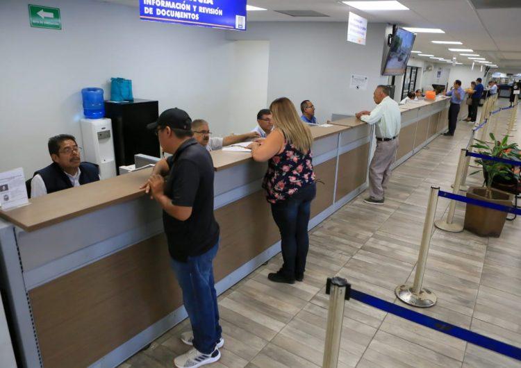 Amplían horario, oficinas de recaudación de rentas en BC