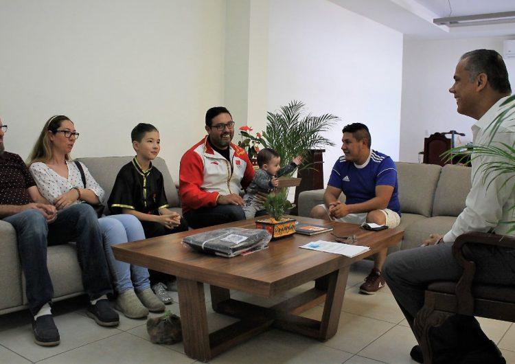 El gobierno municipal es un aliado de los deportistas de Jesús María