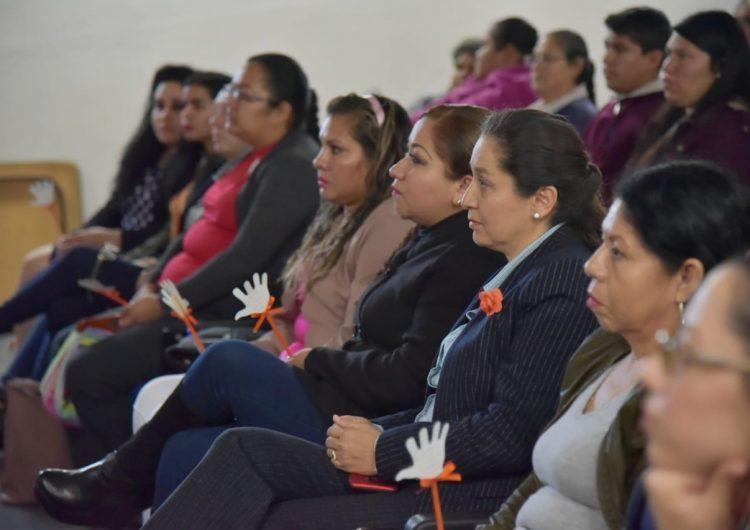 Propone gobierno de Jesús María acciones para erradicar violencia contra las mujeres