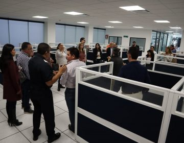 Presentan a diputados locales instalaciones del Complejo de Seguridad Estatal C-5
