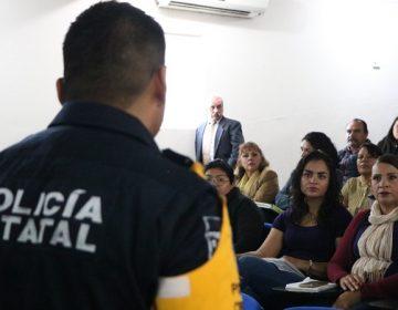 Brinda Policía Cibernética capacitación sobre prevención de delitos en Jesús María