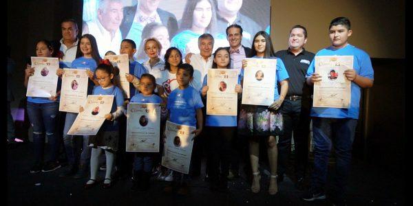 Pacientes de Fundación Castro Limón celebraron su victoria sobre el cáncer infantil