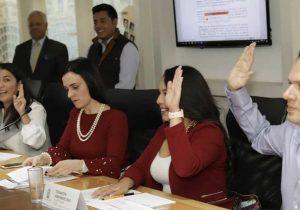 Congreso poblano avala reforma para revocar mandato a gobernadores