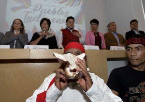 En Puebla buscan crear el Instituto Estatal de los Pueblos Indígenas
