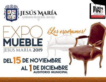 Convocan a Expo Mueble en Jesús María