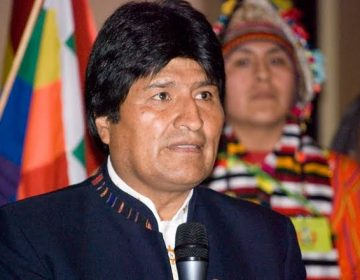 Buscará MORENA invitar a Evo Morales a Aguascalientes