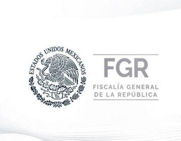 Emite FGR comunicado sobre personal ministerial de Aguascalientes involucrado en Desaparición Forzada