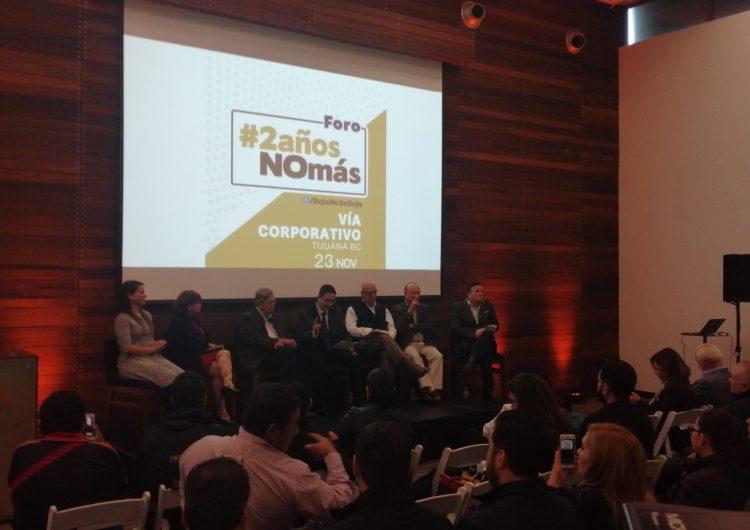"""#2añosNomás reúne a Ruffo Appel y Cuauhtémoc Cárdenas contra """"Ley Bonilla"""""""
