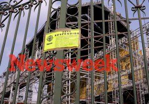 INAH suspende instalación de la réplica de la Capilla Sixtina en Puebla