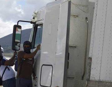 Continúan robos a transporte de carga en Puebla: CMIC