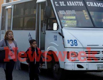 Transportistas de Puebla tendrán subsidio mensual de 25 mdp