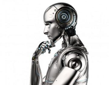 """Robot debate con humanos sobre inteligencia artificial, advierte que puede """"provocar mucho daño"""""""