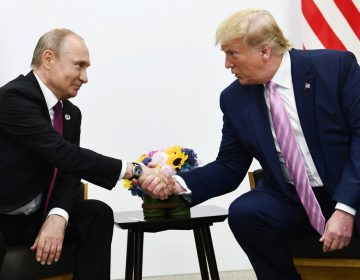 """Putin respalda a Trump: dice que acusaciones en su contra son """"totalmente inventadas"""""""