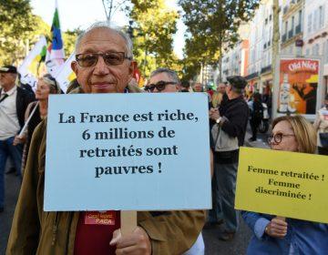 Preparan huelga masiva en Francia contra reforma de pensiones de Macron