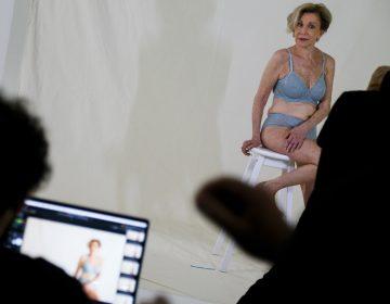 Helena Schargel, la modelo de lencería que inspira a mujeres a sus 79 años