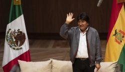 Evo Morales viaja de Cuba a Argentina, donde tendrá condición…