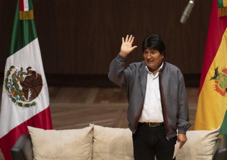 Evo Morales viaja de Cuba a Argentina, donde tendrá condición de refugiado