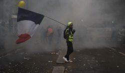 Segundo día de huelga en Francia contra la reforma del…