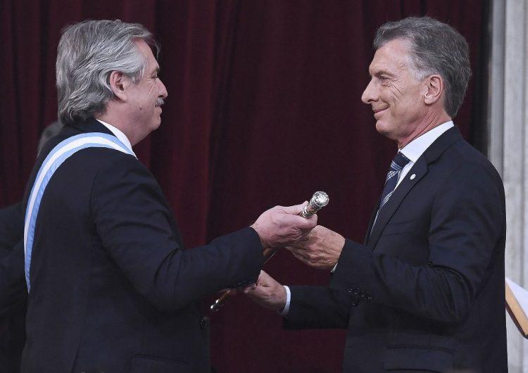 """""""Hay un tiempo para cada cosa"""": La extraña despedida de la Casa Rosada al gobierno de Macri"""