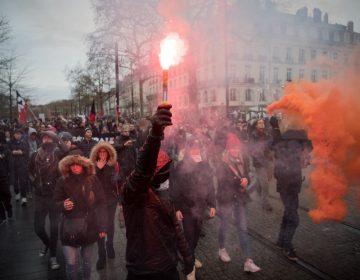 Macron ante protestas: ¿Qué cambiará en el sistema de pensiones en Francia?