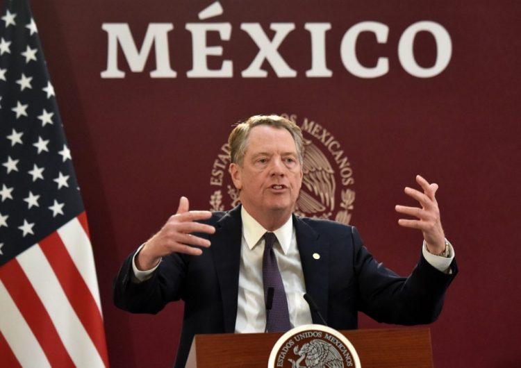 """Negociador de EU responde a México: habrán agregados, pero no """"inspectores laborales"""""""