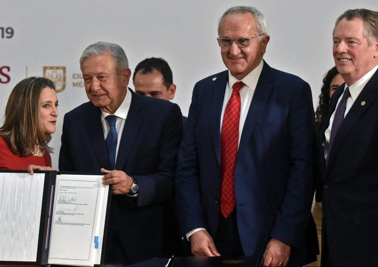 Cámara baja de EU aprueba el T-MEC, paso crucial hacia su ratificación