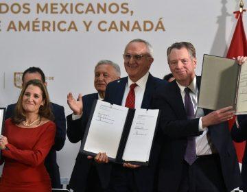 Los gobiernos de EU, México y Canadá concretan nuevo acuerdo comercial