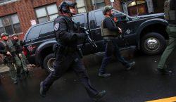 Múltiples heridos y un policía muerto durante tiroteo en Jersey…