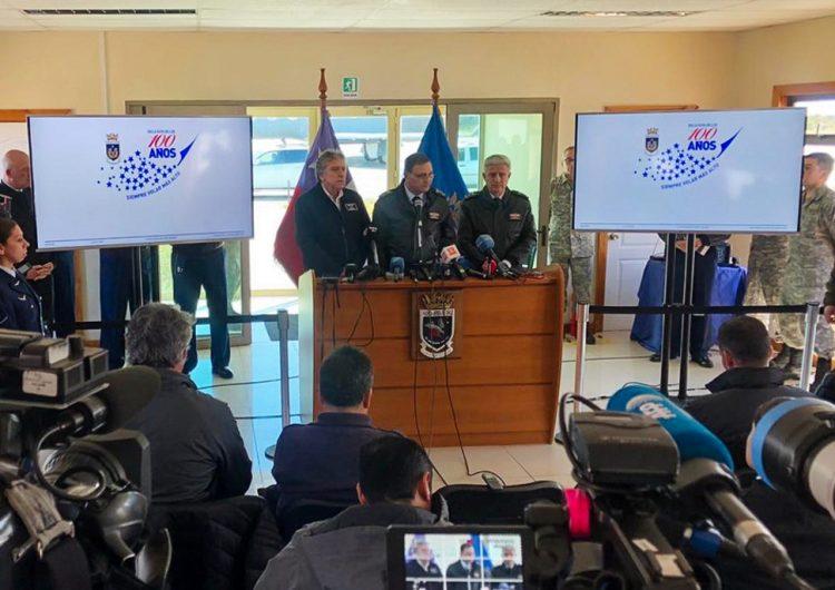 Chile: Restos hallados son de avión desaparecido; no hay sobrevivientes