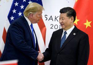 """Trump confirma que EU y China están en la """"Fase Uno"""" de acuerdo; suspende aranceles"""