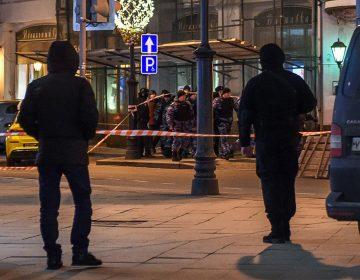 """Hombre mata a tiros a agente de servicios de seguridad rusos antes de ser """"neutralizado"""""""