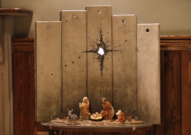 Palestina-Israel-muro-ocupación-arte-banksy