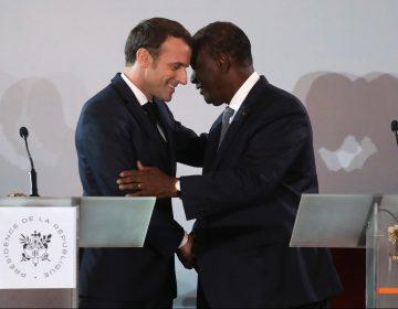 """Emmanuel Macron dice que """"el colonialismo fue un error profundo"""""""