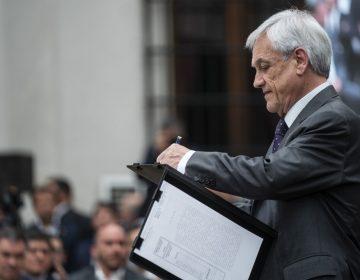 Piñera convoca a plebiscito constitucional en Chile a 70 días del estallido social