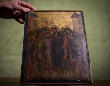 Francia prohíbe la exportación de pintura renacentista que una mujer encontró en su cocina
